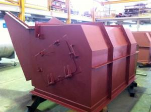 Mild Steel Chute
